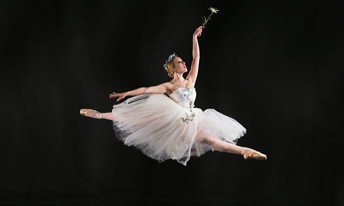 """""""Giselle"""" - Multiple Locations: Ballet Nebraska Presents """"Giselle"""" at Orpheum Theater on Saturday, October 4, at 7:30 p.m. (Up to 43% Off)"""