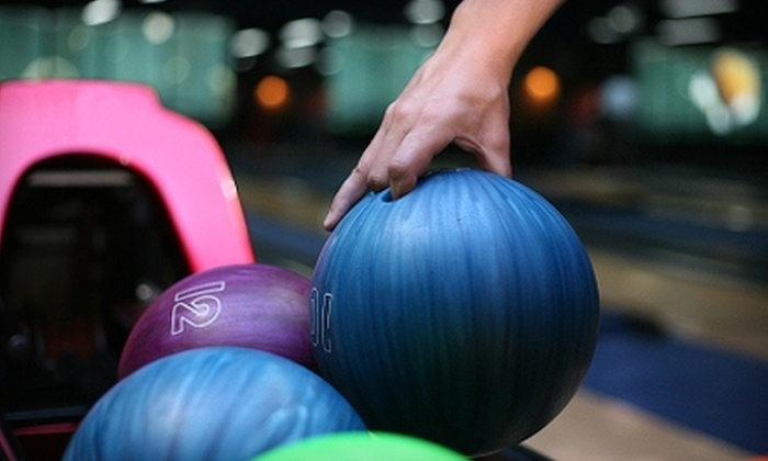 Arlington Lanes - Inland Empire: $14 for One Hour of Bowling and Shoe Rental for Up to Four People at Arlington Lanes in Riverside (Up to $29 Value)