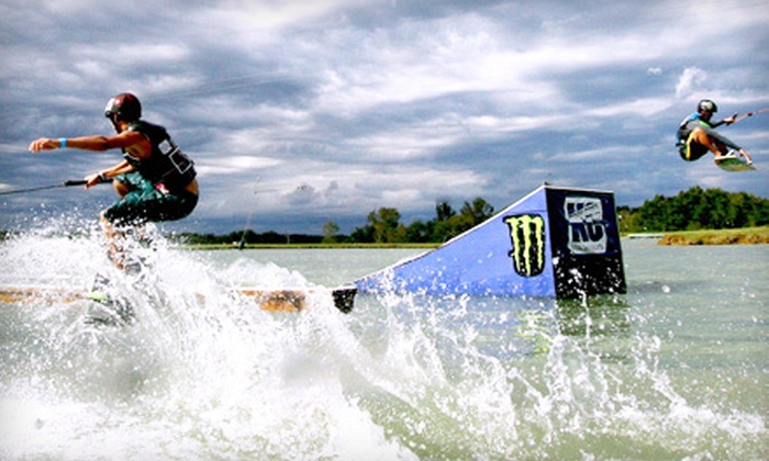 KC Watersports - Paola: Two or Four Hours of Open Riding with Rental Gear from KC Watersports in Paola (Up to 64% Off). Four Options Available.