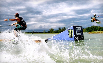 2 Hours of Open Riding MondayFriday (a $39 value) - KC Watersports in Paola