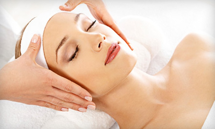 Sense Of Joy Spa - Charter Oak: $59 for a Skincare Package with Facial and a Hand-and-Foot Pumpkin Peel at Sense of Joy Spa in West Covina ($145 Value)