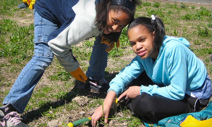 Urban Ecology Center/Menomonee Valley Partners Project Inc. - Kilbourn Town: If 50 People Donate $10, Then 500 Native Plants Can Be Planted to Create a Park and Outdoor Classroom
