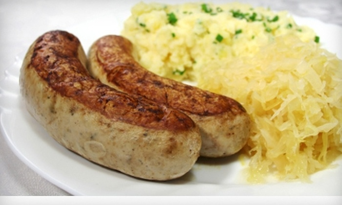 Cypress Nook Restaurant - Pompano Beach: $12 for $25 Worth of German Fare and Drinks at Cypress Nook Restaurant