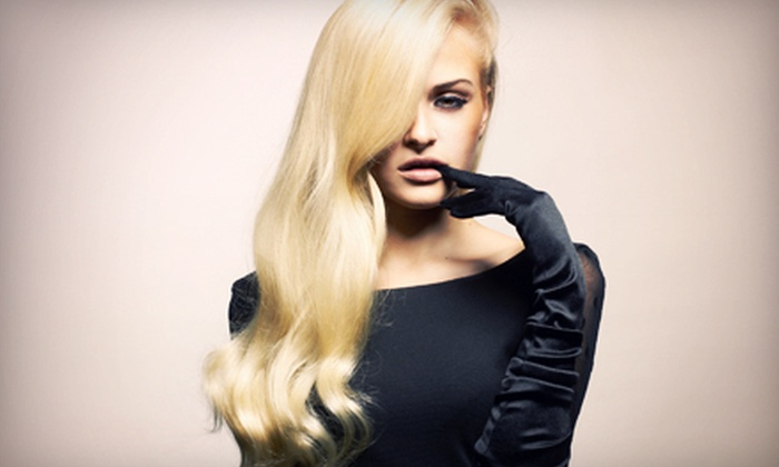 Glam Couture Salon - Tustin: Haircare Package at Glam Couture Salon in Tustin (Up to 59% Off). Three Options Available.