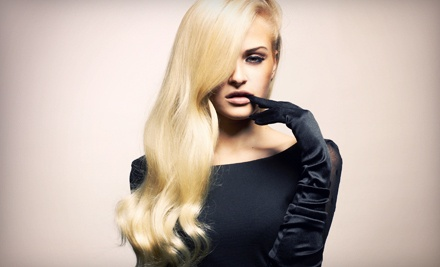 Glam Up Package: Includes Haircut and Style (a $60 value) - Glam Couture Salon in Tustin