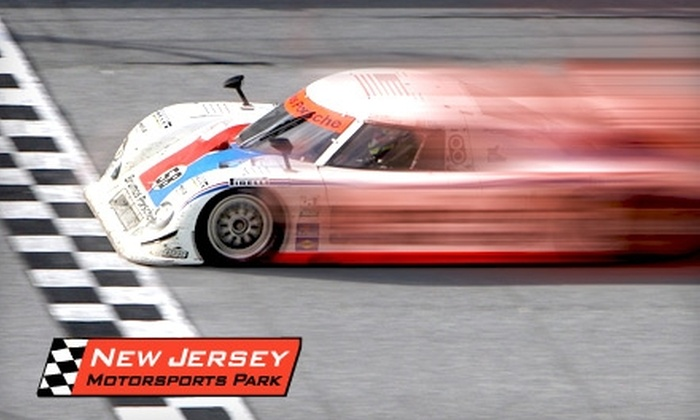 New Jersey Motorsports Park - Millville: Admission to GRAND-AM Rolex Sports Car Series at New Jersey Motorsports Park (Up to $50 Value). Two Options Available.