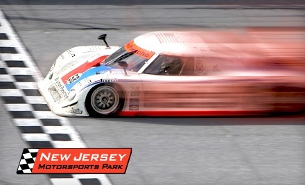 New Jersey Motorsports Park: GRAND-AM Rolex Sports Car Series - Sunday Pass 7/18 - New Jersey Motorsports Park in Millville
