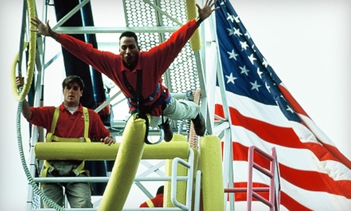 Zero Gravity Thrill Amusement Park - Dallas: $40 for One-Day Unlimited Ride Pass at Zero Gravity Thrill Amusement Park (Up to $79.99 Value)