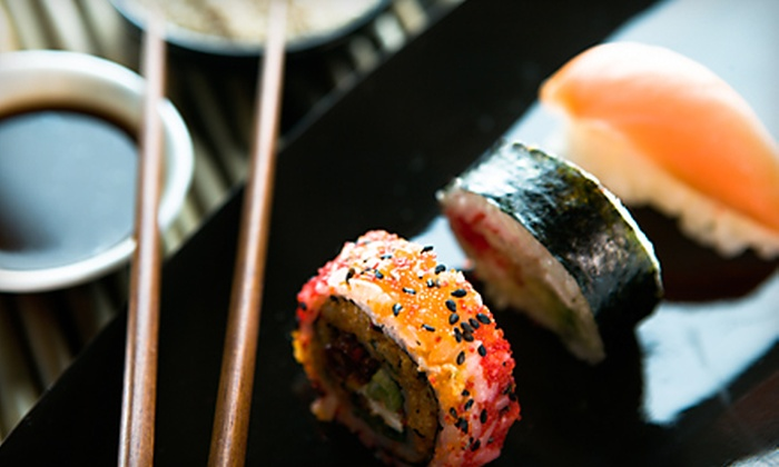 Fin Sushi - Lakeville: $20 for $40 Worth Of Japanese Fare and Drinks at Fin Sushi in Lakeville