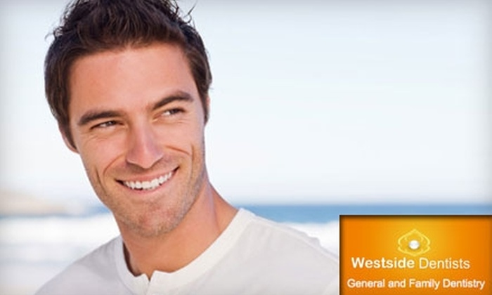 Westside Dentists - Multiple Locations: Dental Services from Westside Dentists. Choose from Three Treatments.