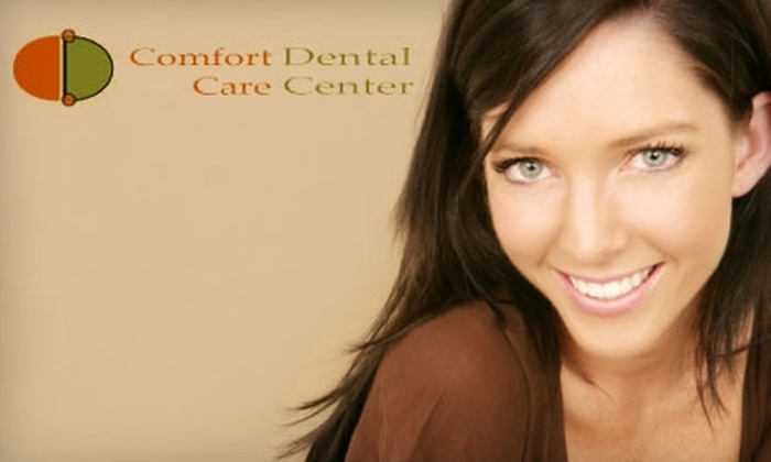 Comfort Dental Care Center - Bryant Pattengill West: $39 for an Exam, Basic Cleaning, and X-rays, or a Take-Home Teeth-Whitening Kit, at Comfort Dental Care Center in Ann Arbor ($200 Value)