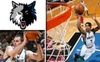 Minnesota Timberwolves - Warehouse District: $20 Ticket to Minnesota Timberwolves vs. Oklahoma City Thunder on February 21 at 6 p.m. ($50 Value). Buy Here for Gray-Section Seats. See Below for Additional Seating, Dates, and Prices.