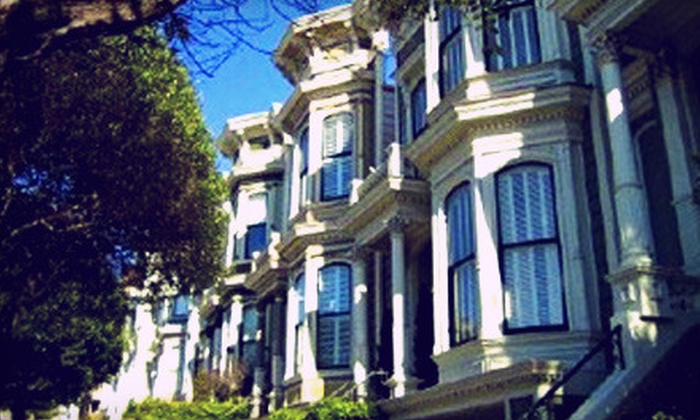 Victorian Home Walk - Downtown: $25 for a Victorian Home Walking Tour for Two from Victorian Home Walk ($50 Value)