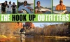 Hook Up Outfitters - Peoria: $75 for a Four-Hour Fishing Trip From The Hook Up Outfitters ($150 Value)