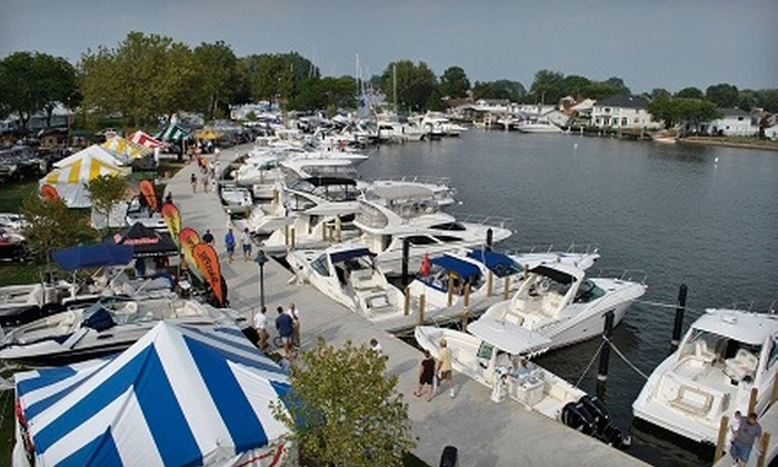 2nd Annual Boating & Outdoor Festival - Harrison Township: Admission for Two or Four to the 2nd Annual Boating & Outdoor Festival Produced by Michigan Boating Industries Association in Harrison Township