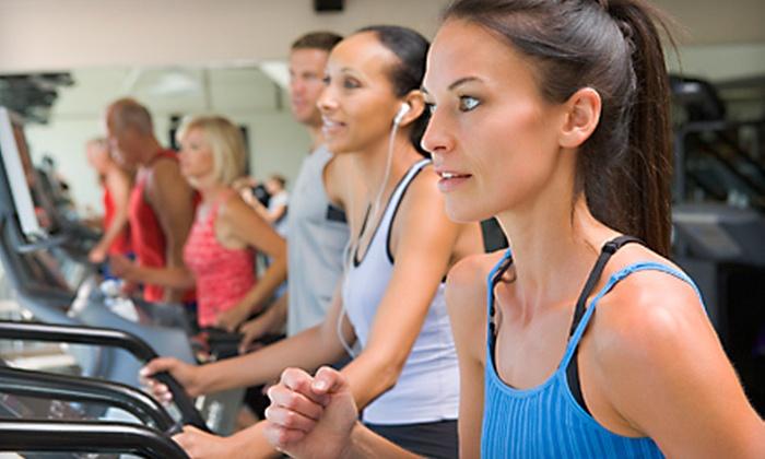Element Fitness - Lenexa: $30 for 30 Visits to Element Fitness in Lenexa ($300 Value)