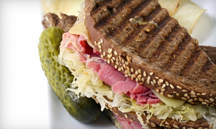 Dunn's Famous - Centretown - Downtown: $15 for $30 Worth of Deli-Style Fare, Steaks, Sandwiches, and Drinks at Dunn's Famous