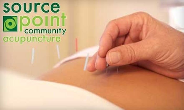 Source Point Community Acupuncture - Downtown Fort Collins: $18 for a One-Hour Acupuncture Session at Source Point Community Acupuncture in Fort Collins
