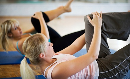 5 Power Yoga or Barre-Fusion Classes (a $75 value) - Troy Dance Factory in Troy