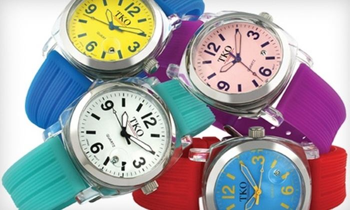 TKO Orlogi: $25 for $50 (or $40 for $90) Worth of Watches and Accessories from TKO Orlogi