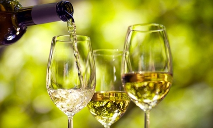 Atwater Estate Vineyards - Alpine: $50 for Wine Tasting for Two and $100 Worth of Wine at Atwater Estate Vineyards in Burdett ($110 Value)