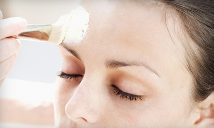 Vanity Flair - Enterprise: $39 for 45-Minute Organic Passion-Fruit Peel at Vanity Flair ($80 Value)