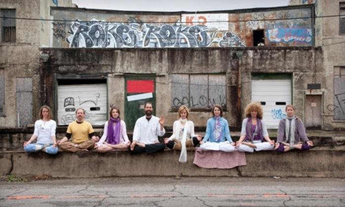 Birmingham Yoga - Southside: $25 for a Five-Class Pass at Birmingham Yoga