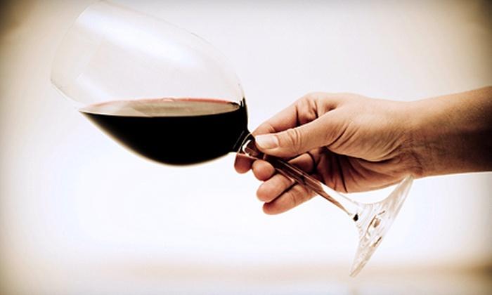Bellavino Wine Bar - Thousand Oaks: $25 for a Wine Tasting for Two and a $30 Wine Voucher at Bellavino Wine Bar in Westlake Village ($50 Value)