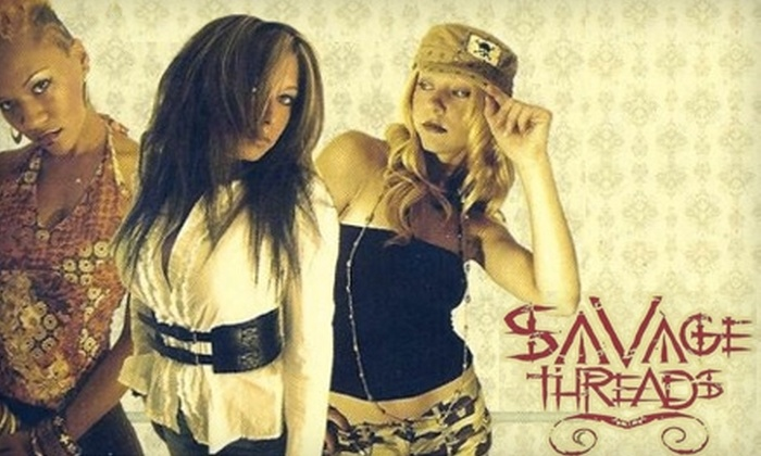 Savage Threads - Delano: $10 for $25 Worth of Apparel, Accessories, and More at Savage Threads