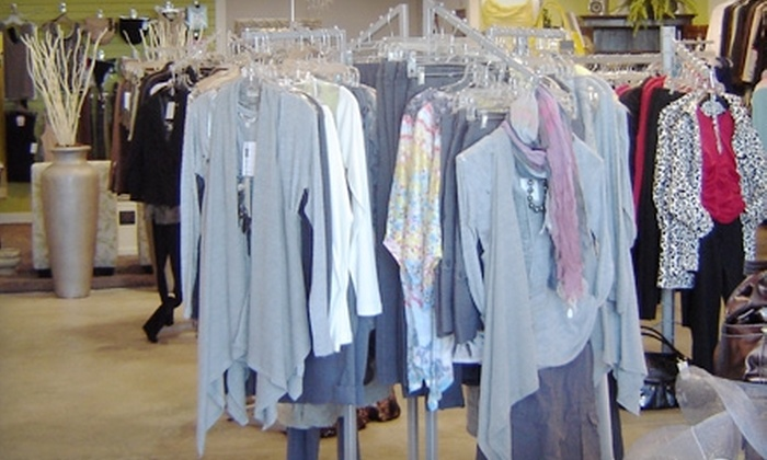 Pistachio Boutique - Clearbrook Commercial: $24 for $50 Worth of Women's Apparel at Pistachio Boutique