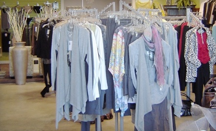 $50 Groupon to Pistachio Boutique - Pistachio Boutique in Abbotsford