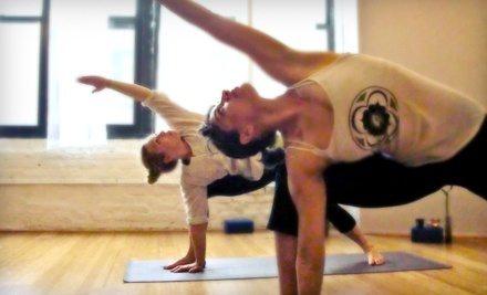 5 Drop-In Classes (a $65 value) - Jai Yoga Arts in Brooklyn
