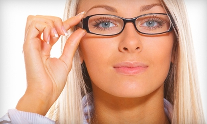 Golden Vision & Family Eye Care - Tampa Bay Area: $50 for $200 Toward Frames, Lenses, and Vision Services at Golden Vision & Family Eye Care in Sarasota
