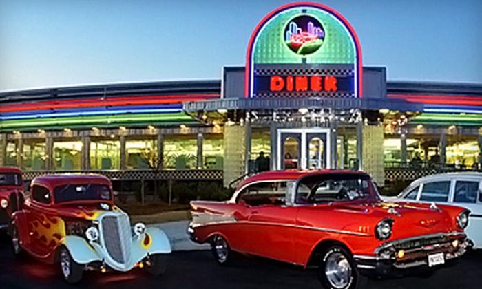 Boulevard Diner - Dundalk: American Comfort Fare for Dinner or Lunch at Boulevard Diner in Dundalk