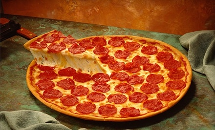 $12 Groupon to Gino's Pizza - Gino's Pizza in El Paso