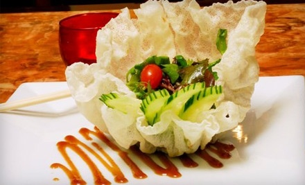 $40 Groupon to Takuma Japanese Grill - Takuma Japanese Grill in Spring