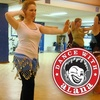 53% Off Five Dance Classes