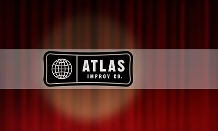 Atlas Improv Company - Capitol: $3 for One Ticket (Up to $6 Value) or $5 for Two Tickets (Up to $12 Value) to Atlas Improv Company
