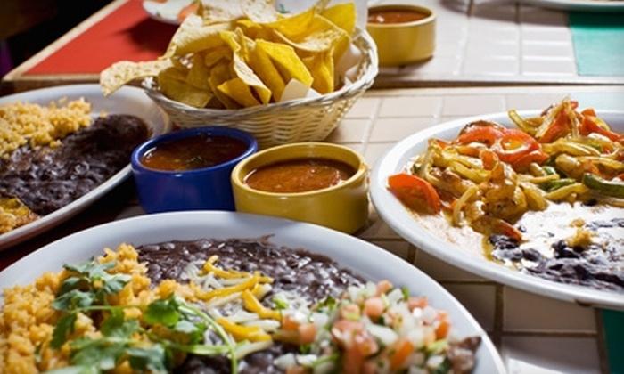 El Restaurante Azteca - Hondo: $7 for $15 Worth of Texan and Mexican Cuisine at El Restaurante Azteca in Hondo