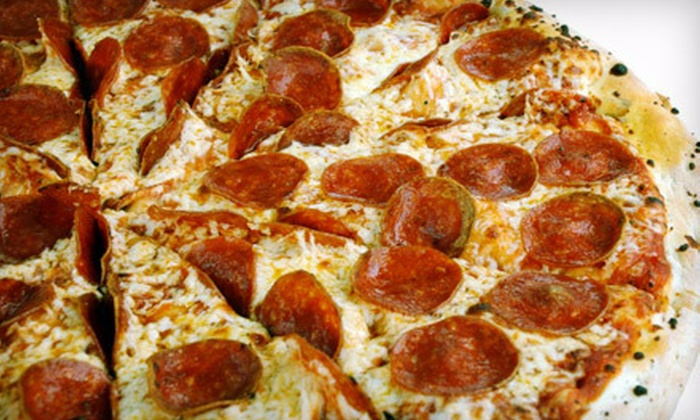 Donny's Pizzeria - Arlington Heights: $10 for $20 Worth of Carryout or Delivery Pizza, Breadsticks, and Soda at Donny's Pizzeria in Arlington Heights