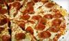 Donny's Pizzeria - OOB - Arlington Heights: $10 for $20 Worth of Carryout or Delivery Pizza, Breadsticks, and Soda at Donny's Pizzeria in Arlington Heights
