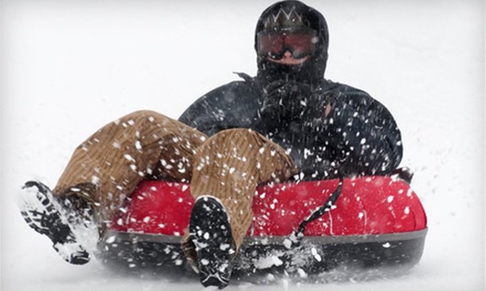 Amesbury Sports Park - Amesbury: Winter Tubing Excursion for Two, Four, or Six at Amesbury Sports Park (Up to 55% Off)