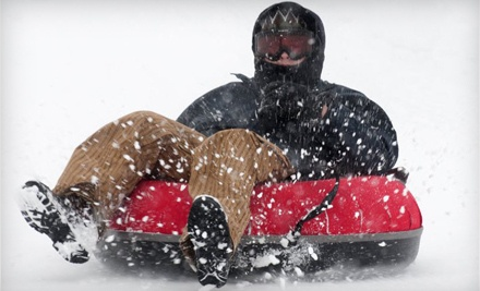 3-Hour Winter Tubing Pass for 2 (a $48 value) - Amesbury Sports Park in Amesbury