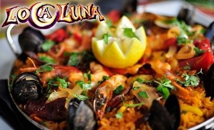 $35 Groupon to Loca Luna - Loca Luna in Atlanta