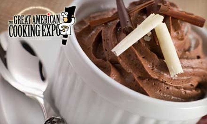 The Great American Cooking Expo - Rolling Meadows: $12 for a Two-Day Pass to The Great American Cooking Expo, November 13–14 (Up to $30 Value)