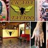 Half Off at Cicada Tattoo