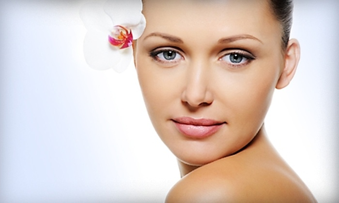 Laser Hair Removal Center - Wescosville: $99 for a Spider-Vein-Removal Treatment or Two Microdermabrasion Treatments at Laser Hair Removal Center