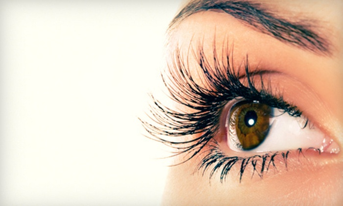 Eyelash Parlor Lavilash - Midtown South Central: One or Three Japanese Eyelash Perms at Eyelash Parlor Lavilash (Up to 63% Off)