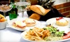 Brasserie 33 - Shadyside: French Dinner or Lunch Fare at Brasserie 33 (Up to 53% Off). Three Options Available.