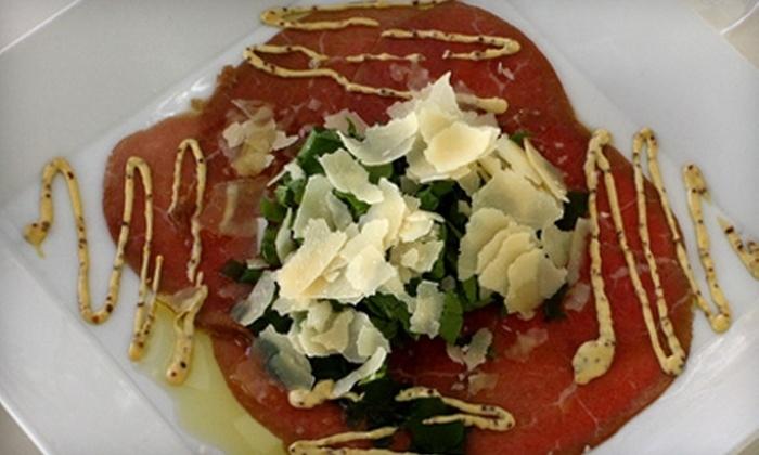 Tre Bar - Plainsboro: $15 for $30 Worth of Italian Cuisine at Tre Bar